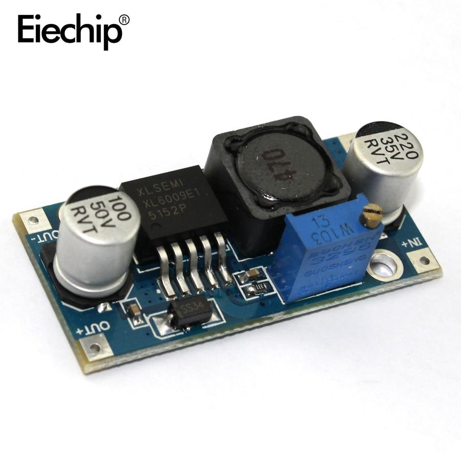 Модуль источника питания XL6009, Регулируемый Модуль повышения мощности LM2577, повышающий преобразователь постоянного тока|module power|module power supplymodule output | АлиЭкспресс