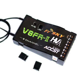 FrSky V8FR-II 2.4G 8CH Receive