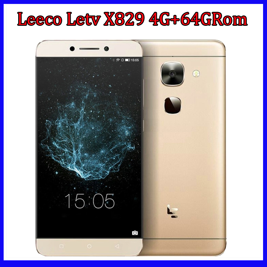 Original Letv leEco Le Max 4 2X820X829g LTE Mobile Phone 32 4 gb RAM gb ROM Snapdragon 820 Quad Core 5.7 Câmera 21MP Smartphone