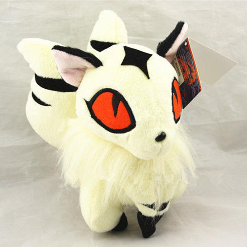 Inuyasha Kirara Plush Doll Soft Toy Stuffed Cotton Animal Character Higurashi Kagome Naruto Harley Joker Nami Cosplay Gift 23cm