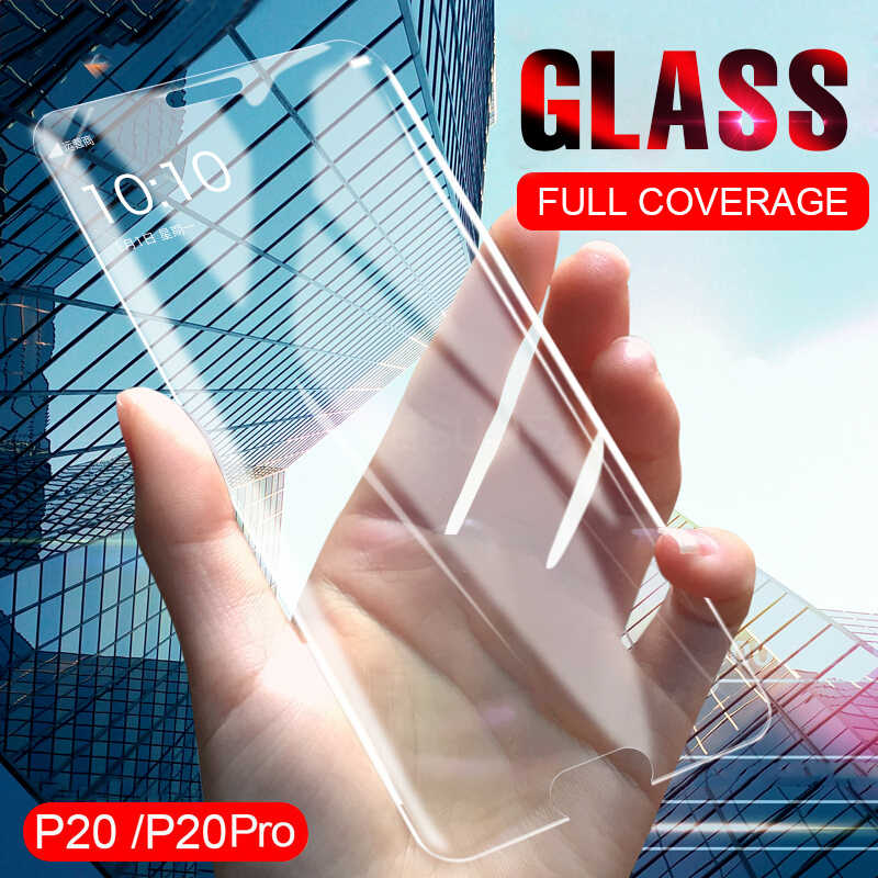 9H Full Cover Screen Protector Glass For Huawei P30 P20 Mate 20 Pro 10 Protective Glass For Huawei P30 P20 Mate 10 20 Lite Glass