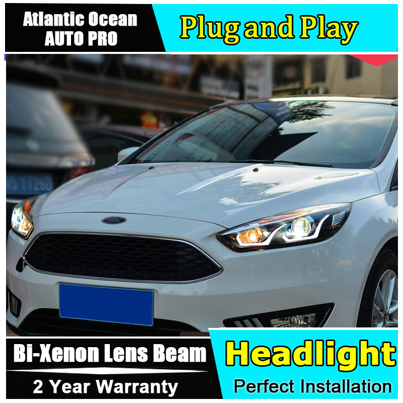 Cheap for all in-house products ford focus 2 head light in FULL HOME