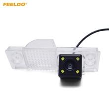 FEELDO автомобиль HD CCD заднего вида Камера для Trumpchi GS5 GS6 GA5 G6 с светодиодный парктроник резервного Камера