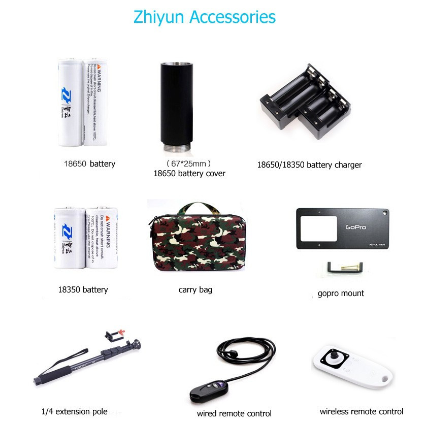 zhiyun accessory