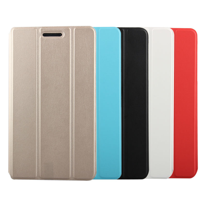 Case For Huawei Mediapad T1 7.0 t1-701u 7 Tablet Cover Cases Protective PU Leather for huawei T1 701u 7inch PU Protector Sleeve