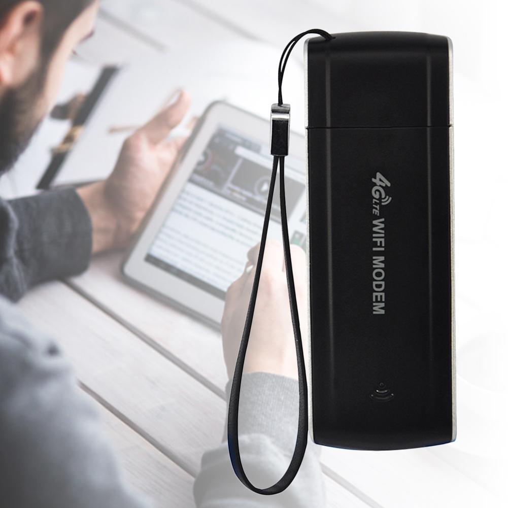 Vente Jinglian K10 Portable 4G/3G LTE carte SIM USB routeur sans fil Dongle WiFi Hotspot