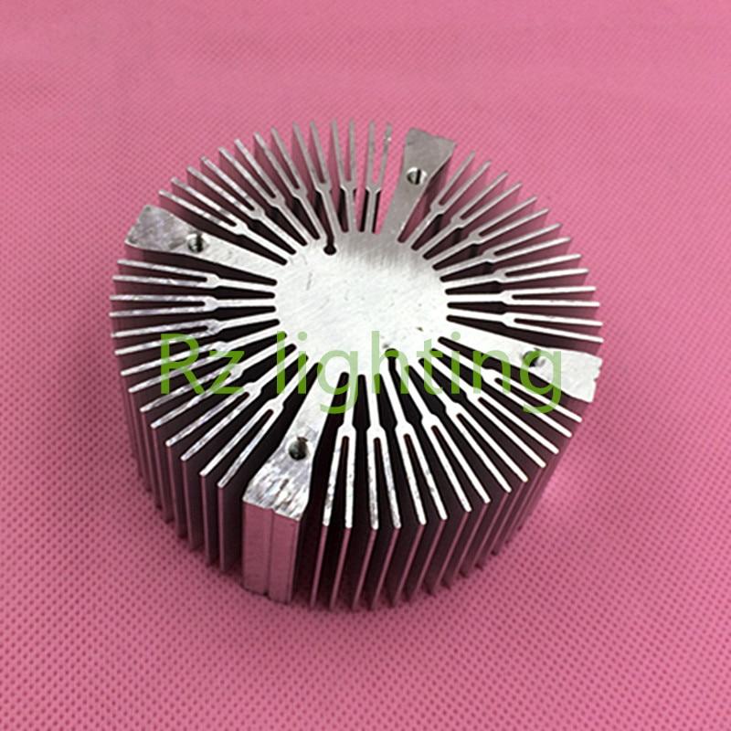 5pcs 90x40mm Aluminium Heat Sink for 20W 30W 50W 100W High Power COB LED Light