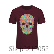 2019 Homens 3D The punisher jogo camisas de t Do Crânio Do açúcar mexicano  com crânio t-shirt tshirts ajax futbol benfica camisa. 8e8d061edf49c