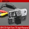 EeMrke Для Hyundai Santa Fe 2006-2012 Заднего Парковочная Камера CCD HD Ночного Видения Водонепроницаемый Камера Заднего вида