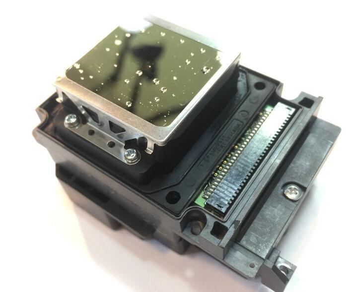 F192040 TÊTE D'IMPRESSION POUR EPSON DX10 DX8 UV TRACEUR tête éco solvant huile Six couleur