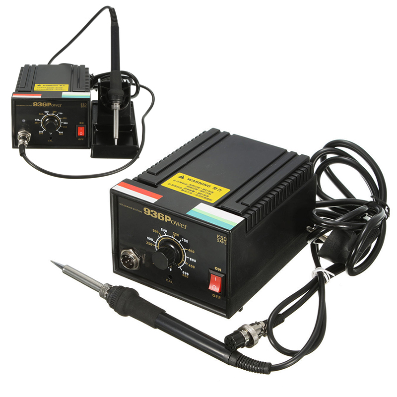 936 Frequency Change Electric Iron Welding Soldering Station 110V/220V For Desoldering Rework