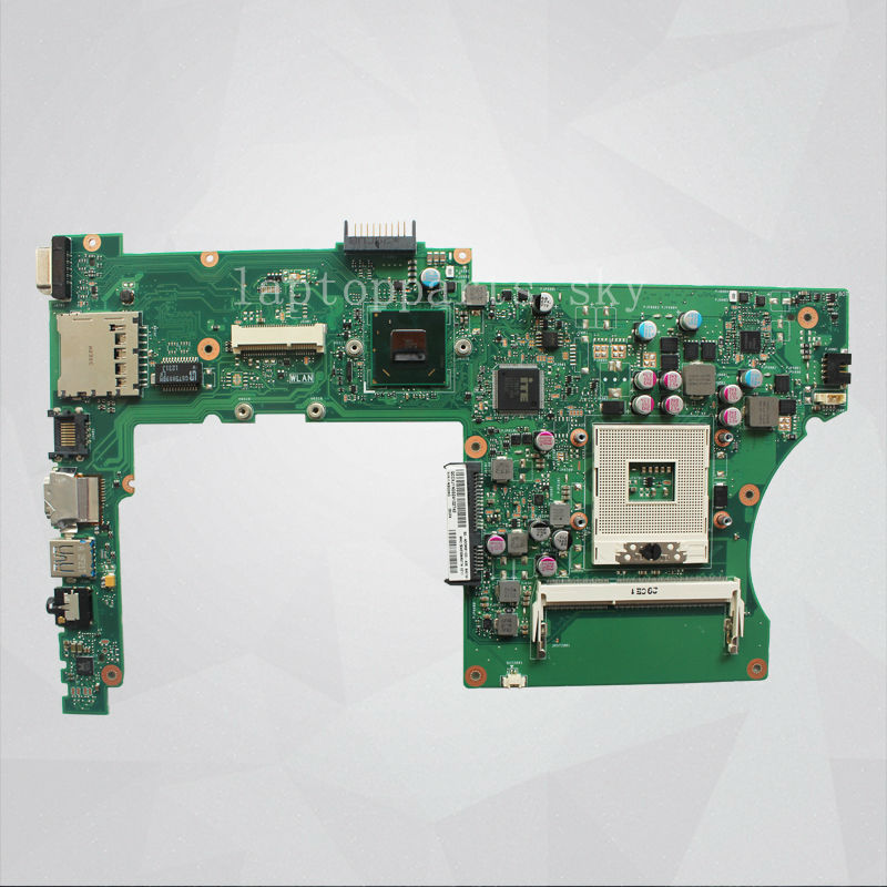 NEW original For ASUS X401A X501A X301A REV2.0 laptop motherboard HM70 SJTNV tested Ok and Top quality in stock