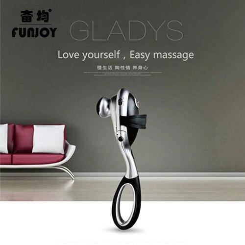 Split type Massage Stick Massager Infrared Technology Concave Stepless speed hand back foot neck legs waist shoulder body slimming body massager split type