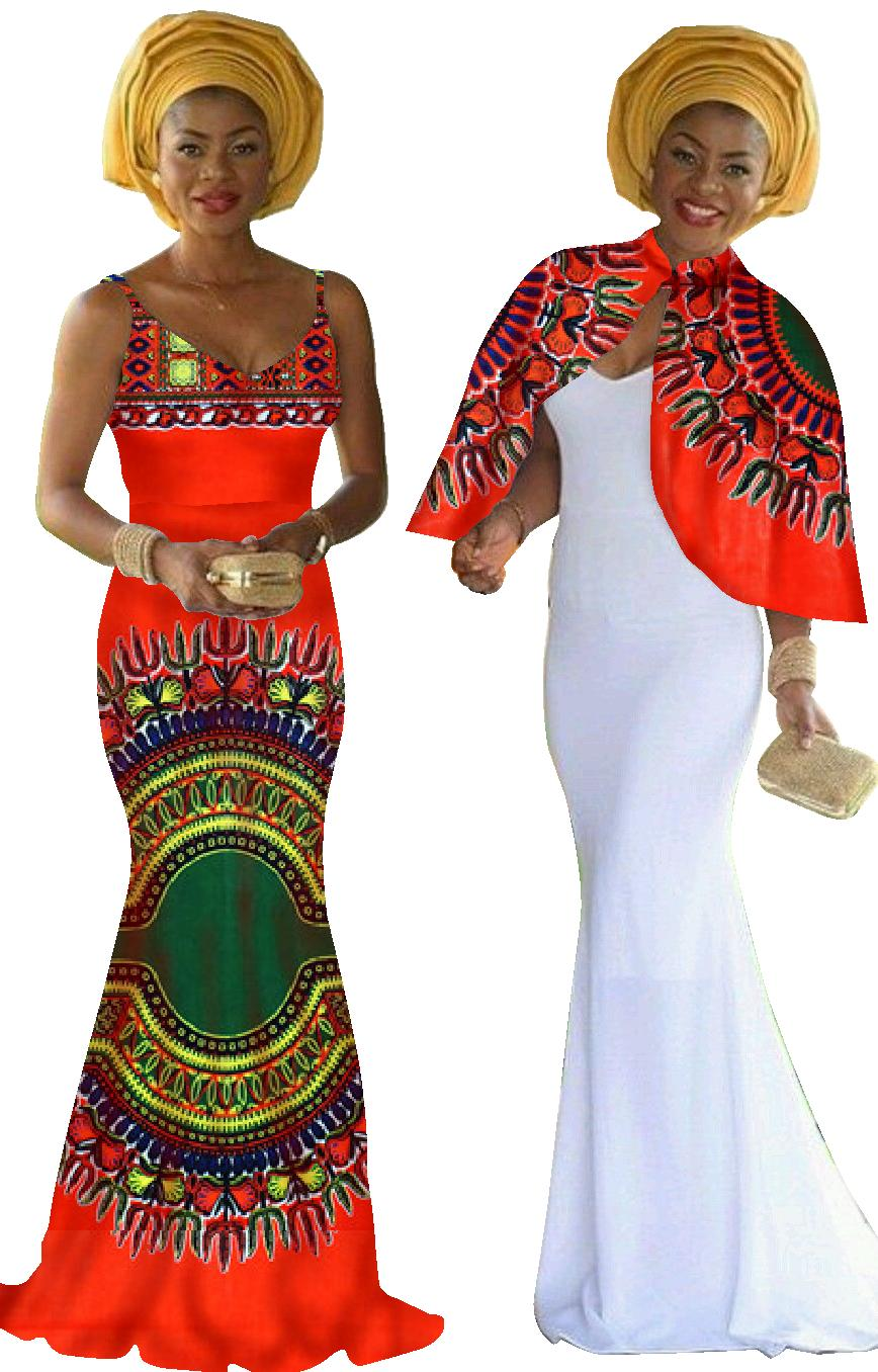 1000 Images About African Print 2 Piece Outfit On: Aliexpress.com : Buy African Print Dress Dashiki Women 2