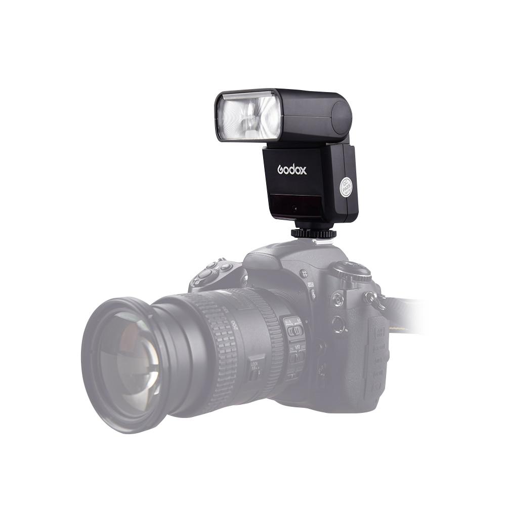 Godon Mini Thinklite E-TTL TT350C жарқылдығы жоғары - Камера және фотосурет - фото 5