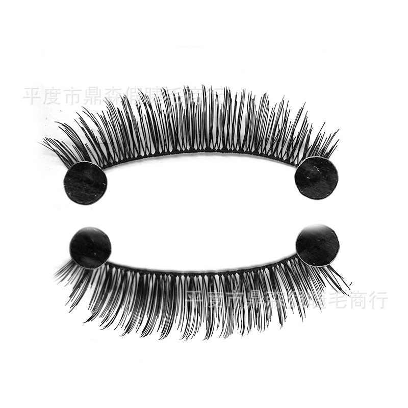 9d7c6200b52 ... False Eyelashes Manufacturers Wholesale Taiwan I Pure Handmade False  Eyelashes Y-66 Popular Cross Section