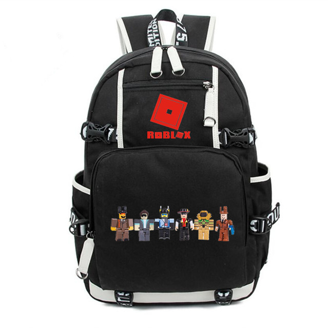US $27 98  NEW GAME Roblox Backpack Cosplay School Bags Laptop Shoulder  Travel Bags Teenagers Rucksack Gift FOR students on Aliexpress com    Alibaba
