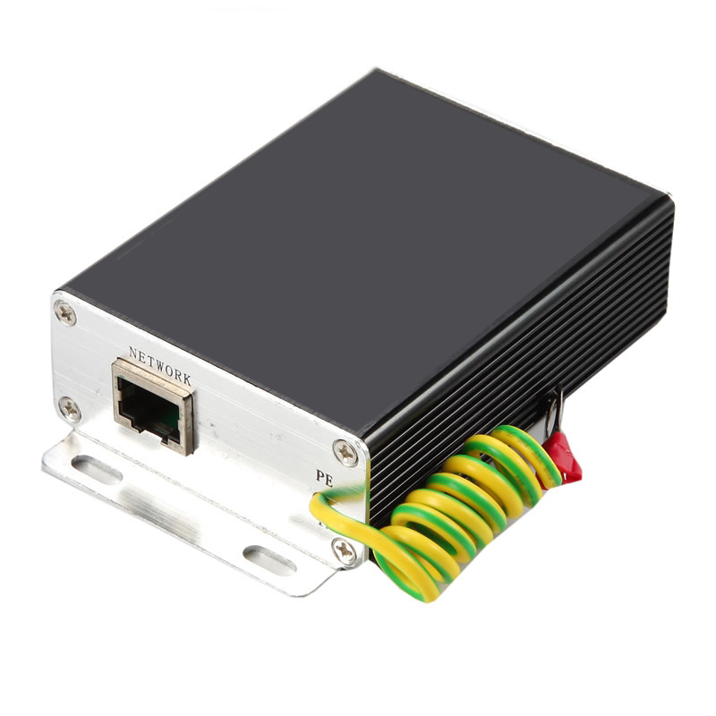 Network RJ45 Surge Protector,Protection device, Lightning Arrester,SPD for 1000M Ethernet Network