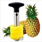 Stainless Steel Pineapple Slicers Fruit Knife Kitchen Tool Pineapple Corer Slicer Peeler Cutter Parer Best Selling Free Shipping