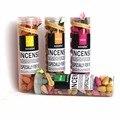 Encens Reflux à Reflux de bois de santal | 70 pièces  cônes d'encens à Reflux  arôme naturel  pour maison de thé  méditation de fumée colorée