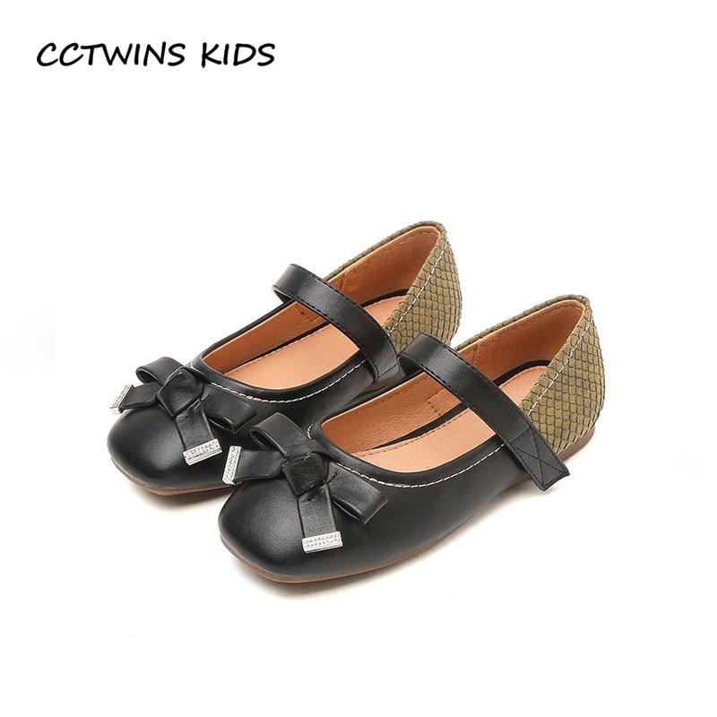 CCTWINS KIDS 2018 Autumn Children Butterfly Mary Jane Toddler Pu Leather Flat Baby Girl Fashion Party Shoe Green GM2118 перчатки jane green fsa004