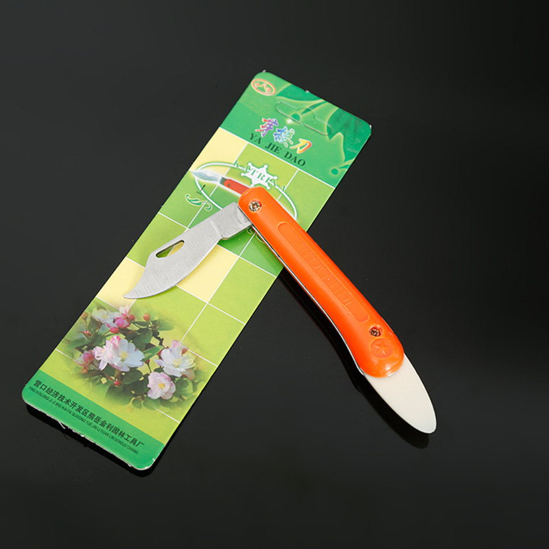 1pc grafting knife professional wood knife grafting tool for Lightweight garden tools