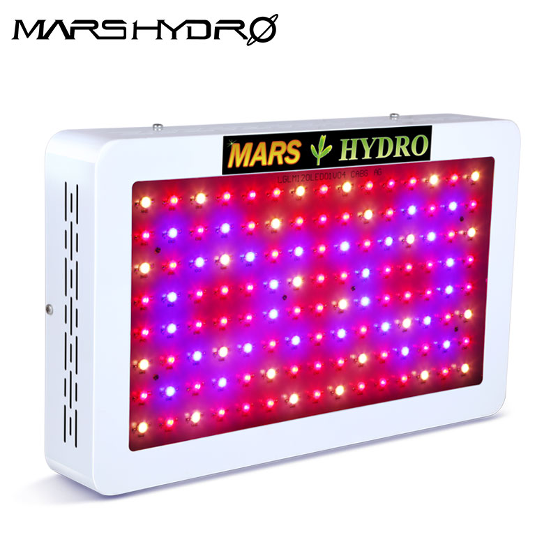 Mars Hydro LED Grow Light Mars 600W Full Spectrum Grow Light For Indoor Plants Garden Greenhouse Medical Plants