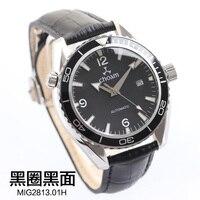 CHOAM Alemanha relógios homens marca de luxo masculina retro sport automatic mechanical 007 James Bond relógio mestre 300 M relogio masculino