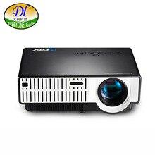 Todos Ganan DH-310 TOP 3500 lúmenes Proyector de Vídeo de Cine En Casa Proyector Full HD 4 K LED Projeksiyon 1280*800 P Projecteur 1080 P