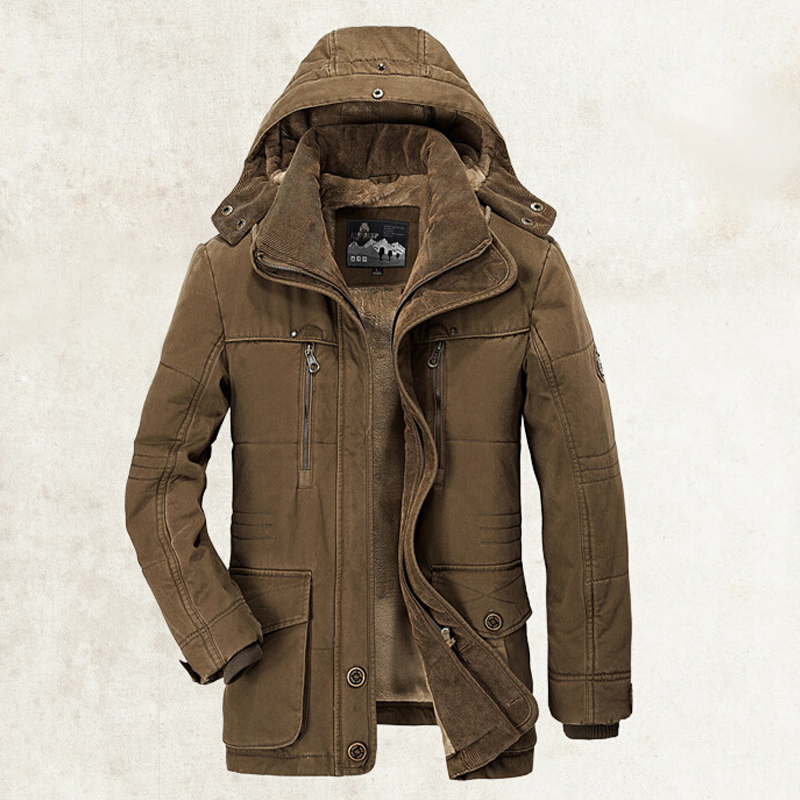 HTB17VQ1c.uF3KVjSZK9q6zVtXXad New Minus 40 Degrees Winter Jacket Men Thicken Warm Cotton-Padded Jackets Men's Hooded Windbreaker Parka Plus Size Jacket Men