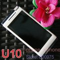 Original U10i Sony Ericsson Aino u10 Mobile Phone 3G 8.1MP Wifi Unlocked Refurbished Russian Keyboard