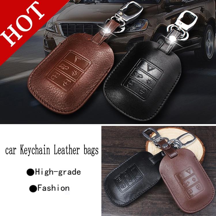 Custodia Fob in vera pelle per auto intelligente / pieghevole per - Accessori per auto interni