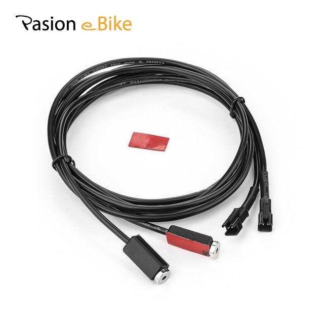 PASION E BIKE Power Cut Off Brake Sensor Альтернатива для механизма переключения передач Комбинированный тормозной рычаг и гидравлический датчик тормозов Выключение питания Тормозной датчик Гидравлический датчик