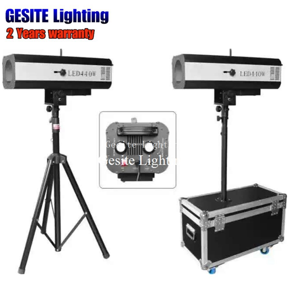 Gesite 440W High Bright Follow Spot LED Light Stage