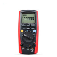 High Quality Digital Multimeter With USB Interface Frequency Tester UT71A Smart LCD Power 2500W USB True RMS Multimeter Tester
