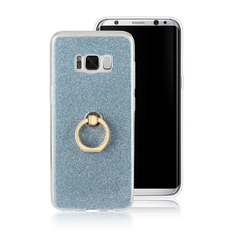 Untuk Samsung Galaxy S8 Kasus Penutup Transparan Lembut TPU Kasus - Aksesori dan suku cadang ponsel - Foto 3