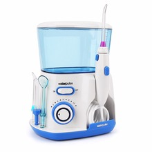 Waterpulse V300 Dental Flosser 5 Tips 800ml Personal Oral Irrigator Teeth Cleaning Tool Irrigador Dental Bucal Water Jet