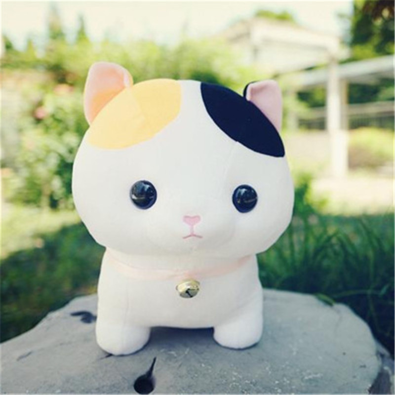 Stuffed & plush animals cute fairytale dreamy love short leg mancecan cat doll soft and comfortable plush doll popular toys