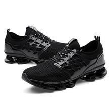 Мужские кроссовки высокого качества Мужская модная брендовая обувь кроссовки Мужская дышащая обувь для взрослых красовки zapatos hombre Большие размеры 14