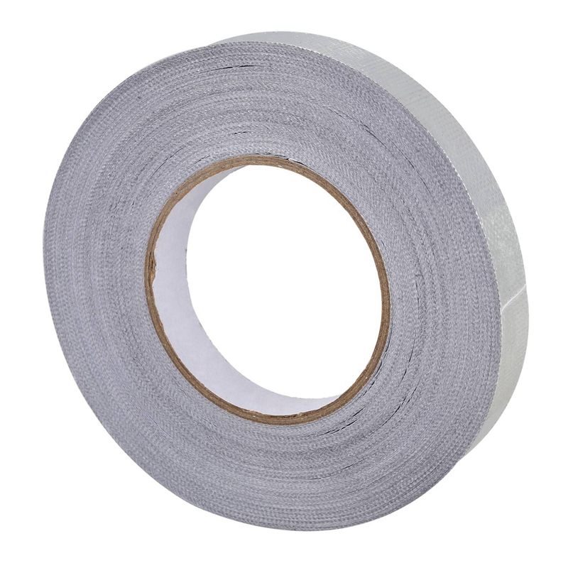 Aluminum Foil Heat Radiation Shield Tape Reflector Sealing Adhesive 30mm x 20m