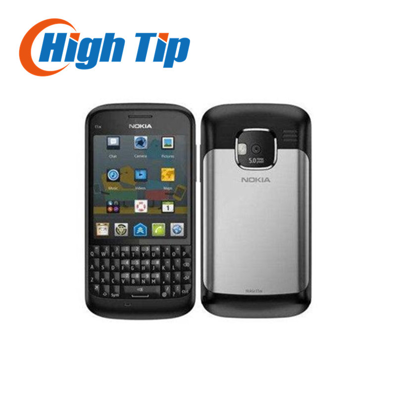 original NOKIA E5 cell phones unlocked brand Refurbished nokia E5 5MP camera 3G mobile phones bluetooth
