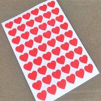Atacado Coração Vermelho/Frágil Aviso Etiqueta Adesiva Etiquetas Do Selo Auto-Adesivo Para O Equipamento Eletrônico Aparelho Grátis Boa