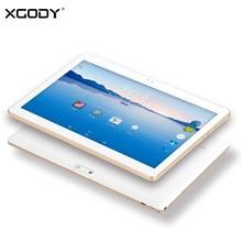 XGODY S101 10.1 pulgadas 4G LTE Tablet PC Phablet Android 5.1 MTK6735 Quad Core 1 GB RAM 16 GB ROM WiFi OTG 1280×800 5MP GSM/WCDMA