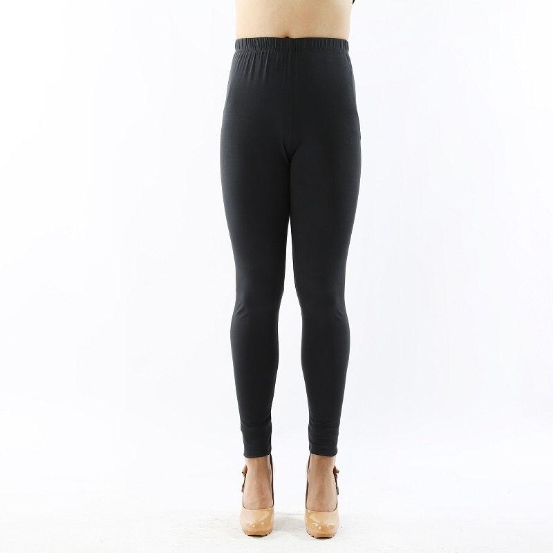 AB dámské spodní kalhoty vysoké elastické kalhoty capris dámské kalhoty ležérní kalhoty kotníkové kalhoty S-L