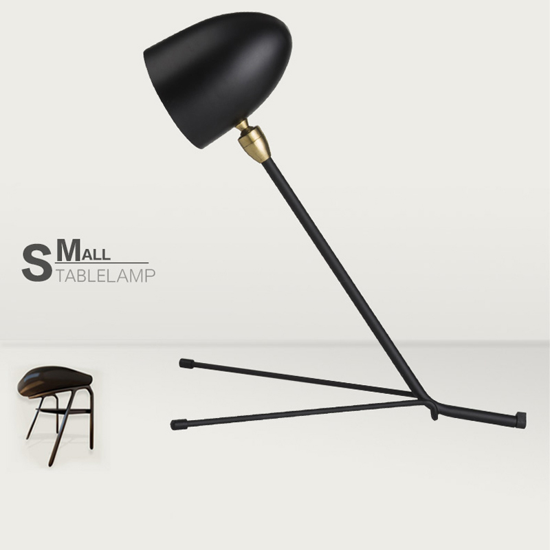 A1 Milan Ants Dream Nordic table lamp small lamp desk lamp bedside lampshade can adjust the art of creative personality купить