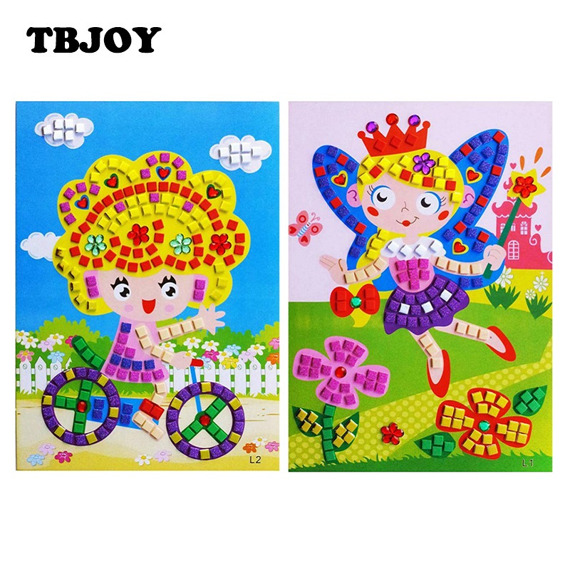 Online get cheap kid art craft alibaba group for Arts and crafts sets for toddlers
