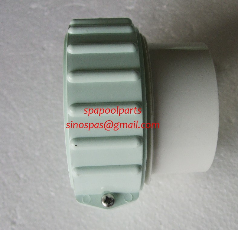 2 Spa Hot Tub Heater Split Nut Union & (2) Gasket O-ring Balboa Oring2 Spa Hot Tub Heater Split Nut Union & (2) Gasket O-ring Balboa Oring