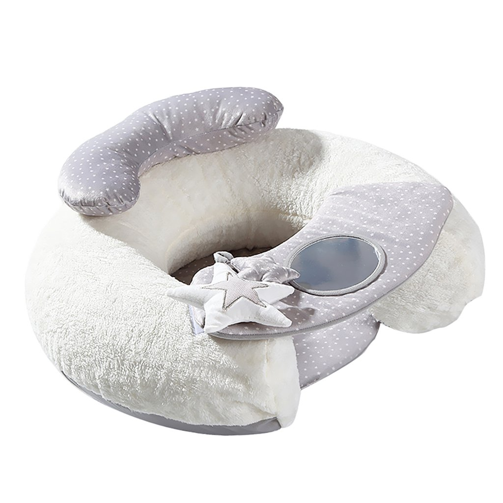 Baby Seats Sofa Plush Soft Comfortable Chair Nursing Anti-rollover Cushion Support Seat Learning To Sit Toys Gift For Children