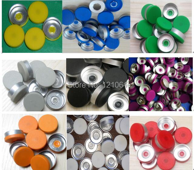 20mm flip off cap 800pcs lot All Kinds Of Colored Flip Off Caps pharmaceutical caps flip