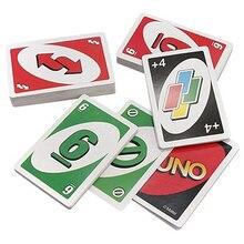 Инструкции друг uno семьи стандартный весело игра путешествия карты в шт.